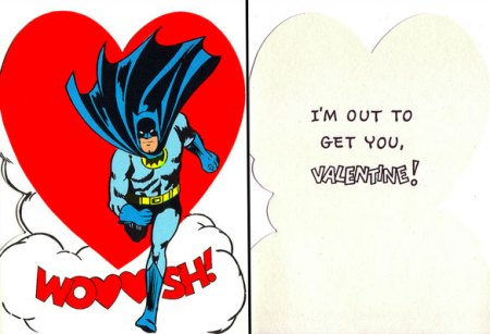 Batman Valentines