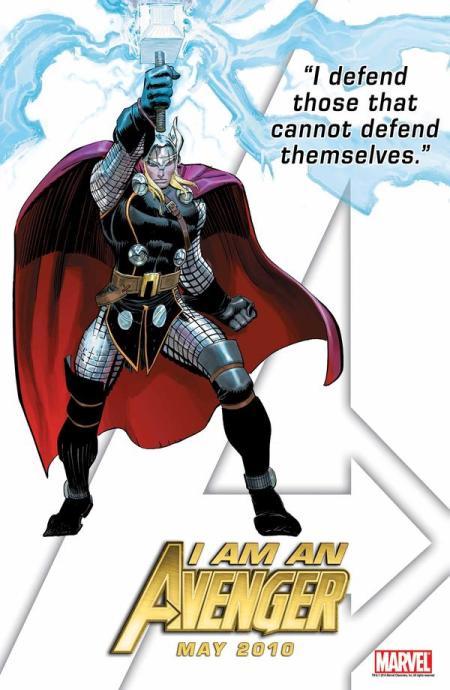 I am an Avenger