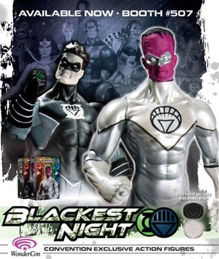 Black Lantern Jordan White Lantern Sinestro