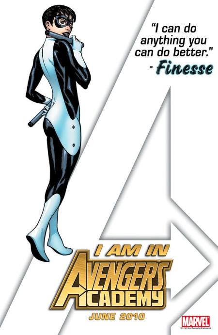 Finesse Avengers Academy