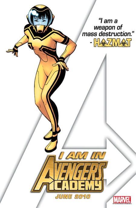 Hazmat Avengers Academy