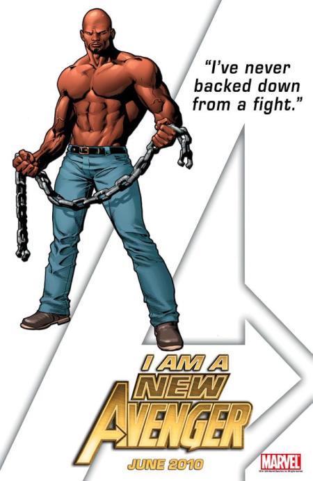 Luke Cage Avenger