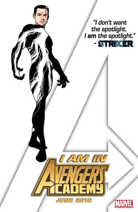 Striker Avengers Academy