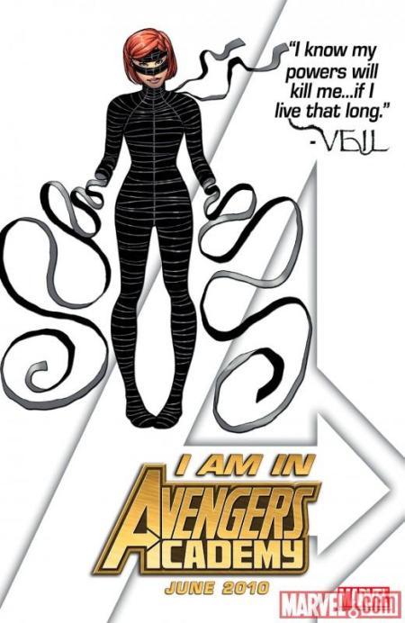 Veil Avengers Academy
