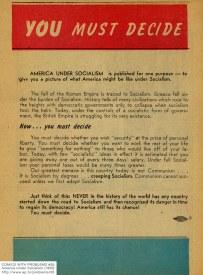 America Under Socialism