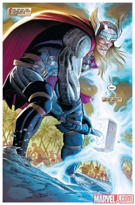 FCBD Iron Man Thor Preview1