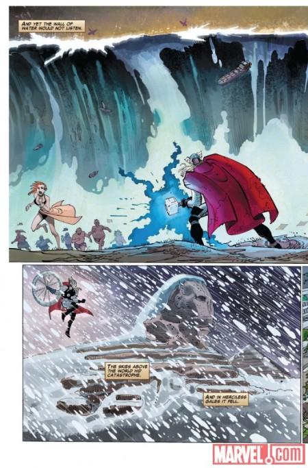 FCBD Iron Man Thor Preview2
