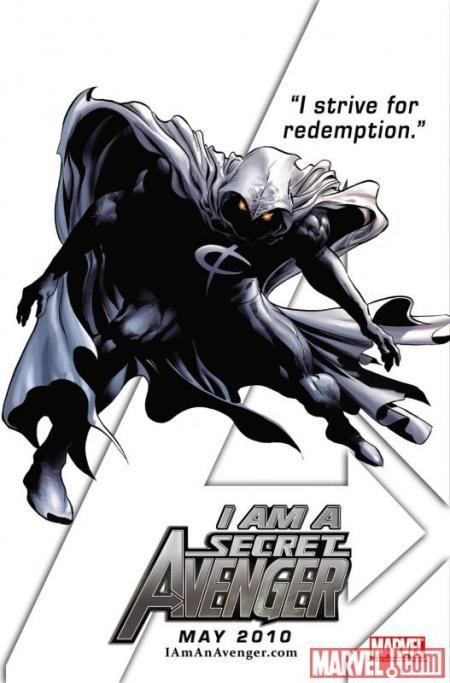 Secret Avenger Moon Knight