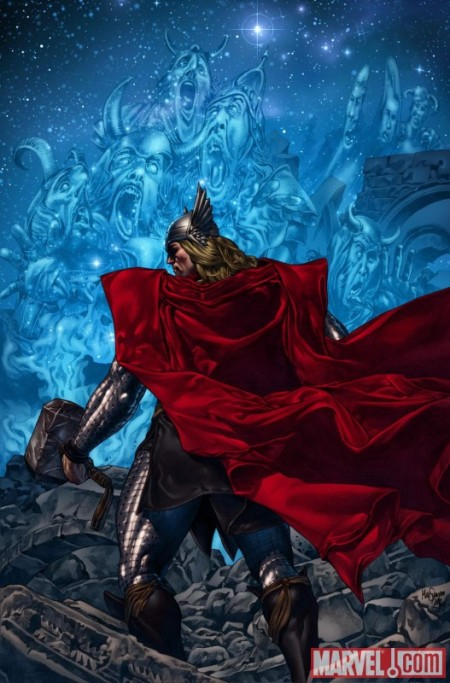 Thor 611 Cover