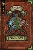Beronas War Preview Book COV