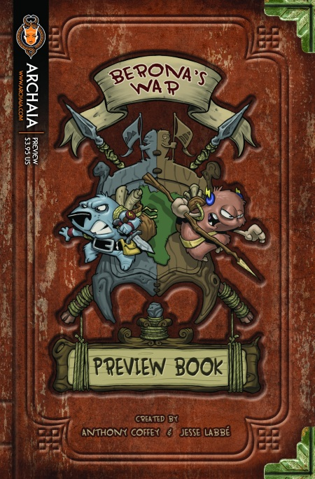 Beronas War Preview Book COV
