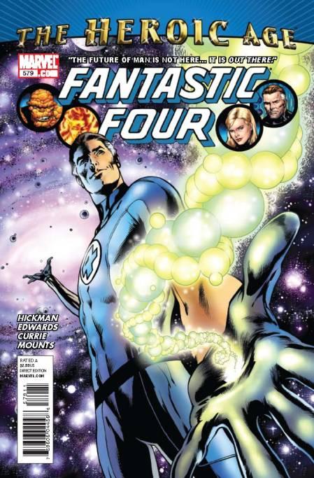 Fantastic Four 579