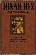 Jonah Hex No Way Back