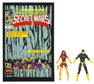 MVL Secret Wars #4 Dark Phoenix and Cyclops