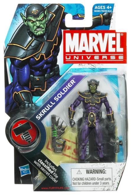 MVL Skrull Soldier Packaging
