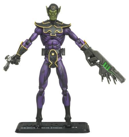 MVL Skrull Soldier