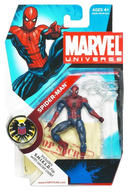 MVL Spider-Man Packaging