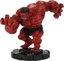 Red Hulk Heroclix