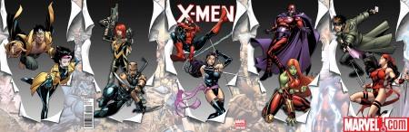 X-Men 1 Cover Print