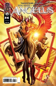 Angelus #4 Cover A