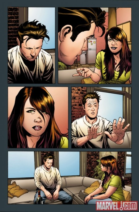 Amazing Spider-Man #638 Preview4