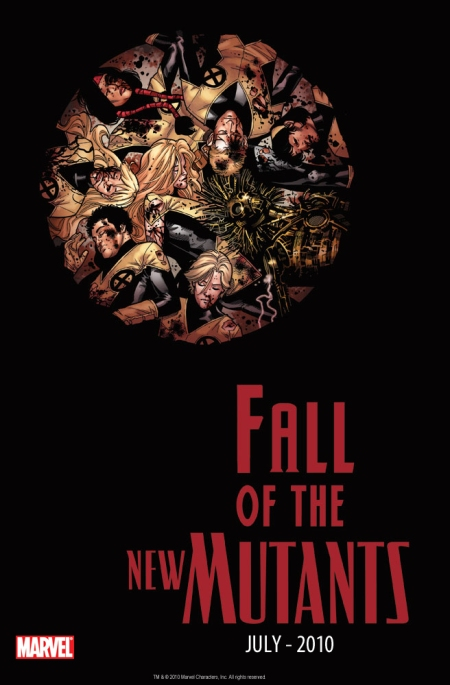 Fall Of The New Mutants