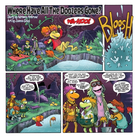 Fraggle Rock 003 Preview_PG2
