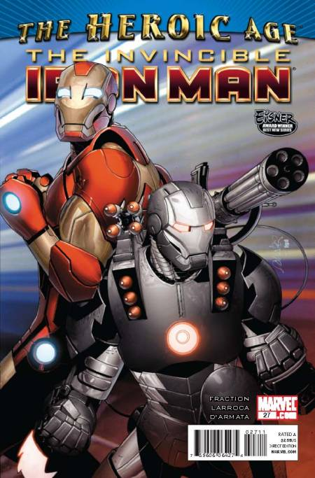 Invincible Iron Man #27