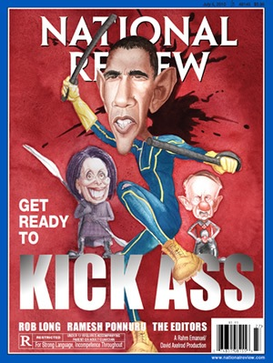National Review Kick Ass
