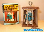 Smurf in Jail