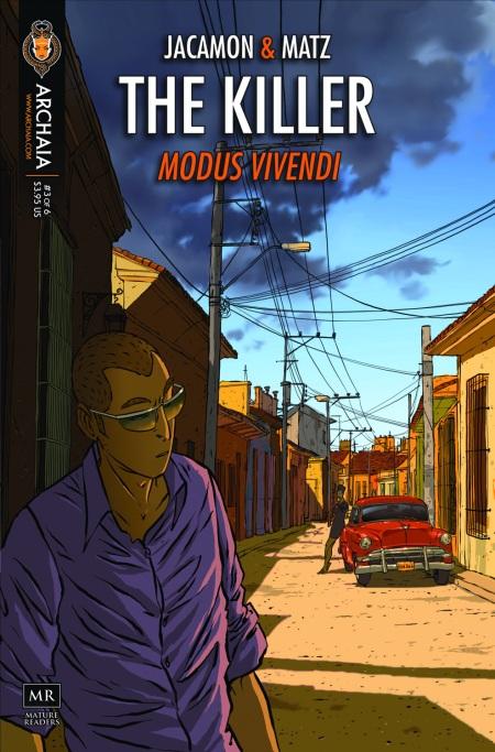 The Killer Modus Vivendi 003 Cover