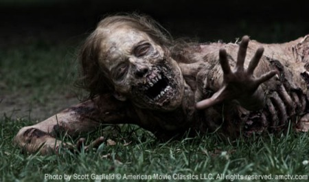 The Walking Dead Zombie Teaser 2