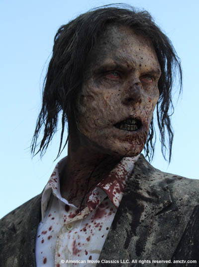 The Walking Dead Zombie Teaser