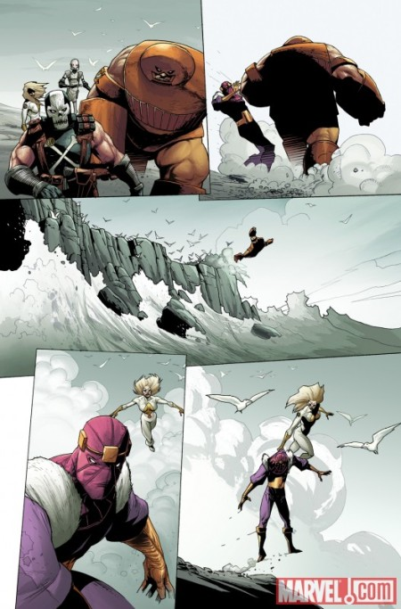 Thunderbolts #145 Preview2