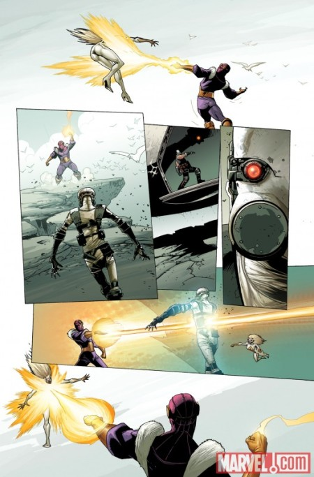 Thunderbolts #145 Preview3