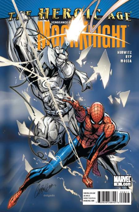 Vengeance Of The Moon Knight #9