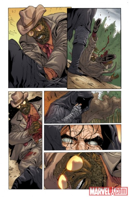 WOLVERINE #1 Preview1
