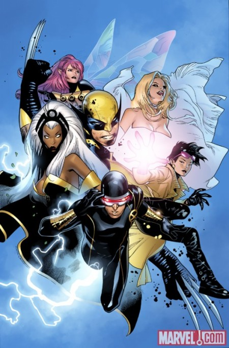 X-Men #1 Coipel Variant
