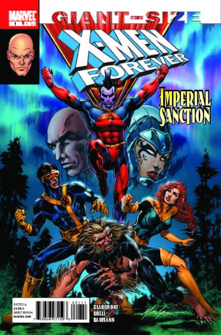 X-Men Forever Giant Size #1