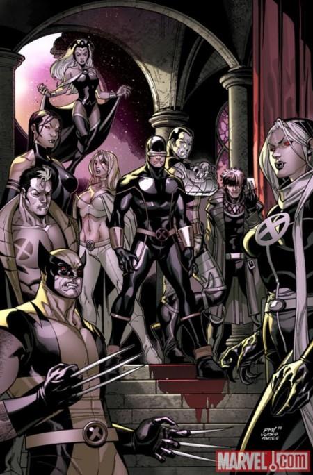 X-Men #1 MEDINA variant