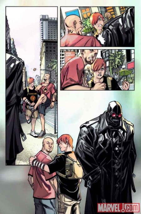 X-Men #1 Preview 1