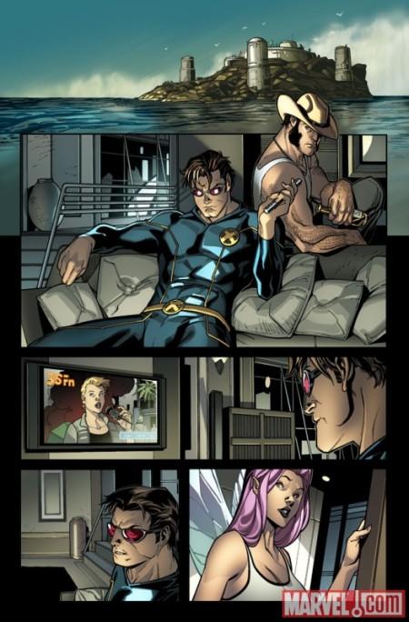 X-Men #1 Preview1