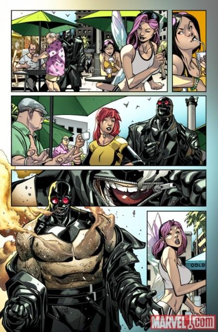 X-Men #1 Preview 3