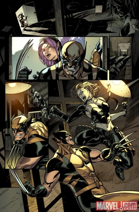 X-Men #1 Preview3