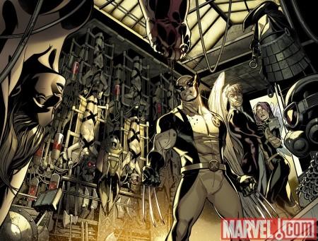 X-Men #1 Preview4