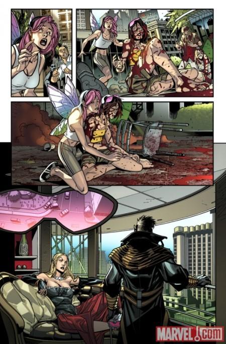 X-Men #1 Preview 5