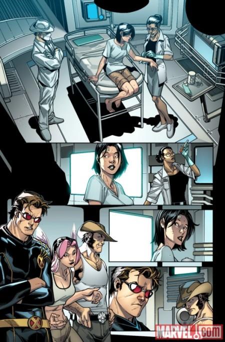 X-Men #1 Preview 6