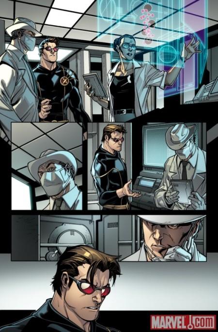 X-Men #1 Preview 7