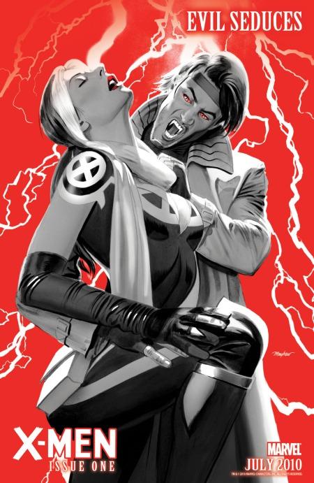 X-MEN #1 EVIL SEDUCES 2