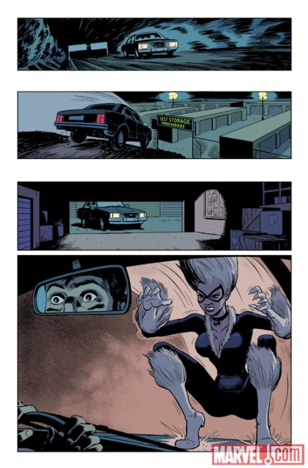 Amazing Spider-Man Presents: Black Cat #3 PREVIEW1